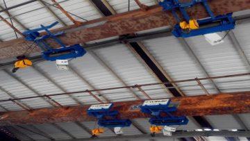 Техническое обслуживание и ремонт крановых систем