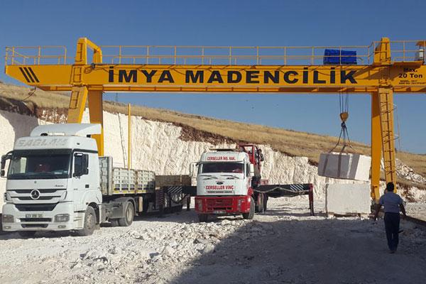 МРАМОРНЫЕ КРАНЫ Турция 2
